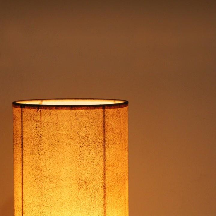 Lámpara de Mesa Media Oxid