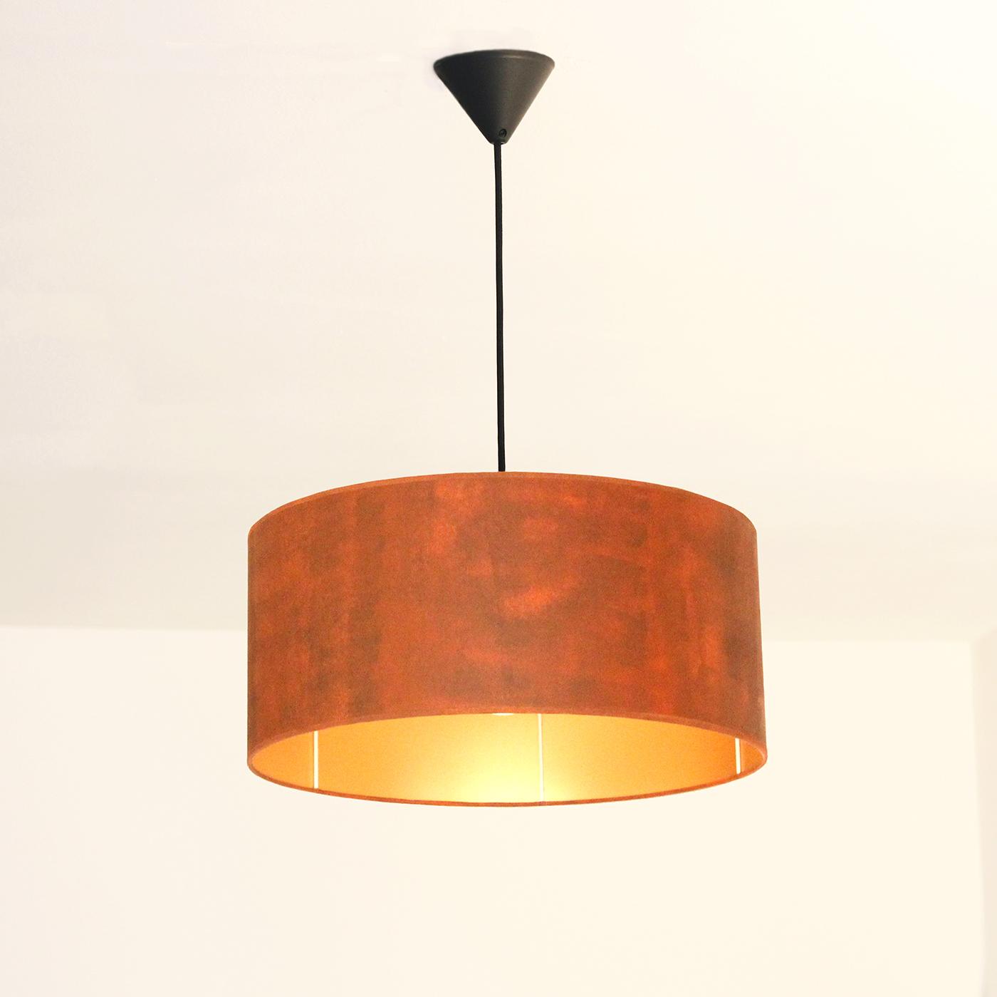 Lámpara de Techo Oxid & Gold XXL