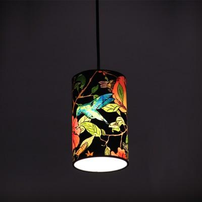 Lámpara de Techo Cilíndrica Pomegranate Tree